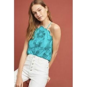 NWT ANTHROPOLOGIE COREY LYNN CALTER GIVERNY BLOUSE